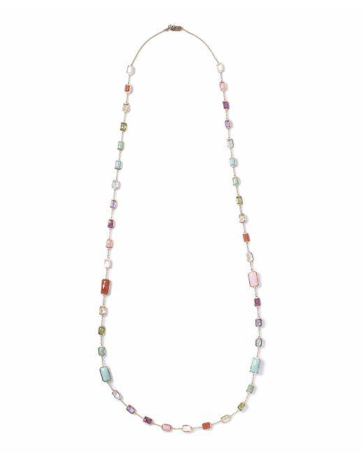Ippolita | Metallic 18k Rock Candy Summer Rainbow Chain Necklace | Lyst