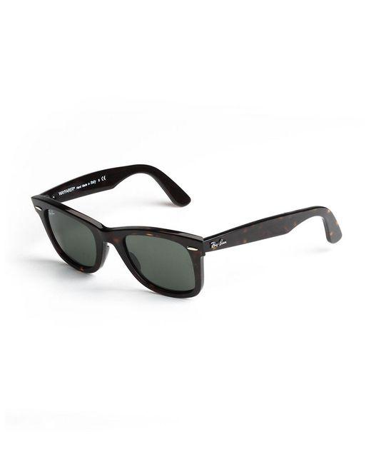 Ray-Ban | Black Wayfarer Sunglasses for Men | Lyst