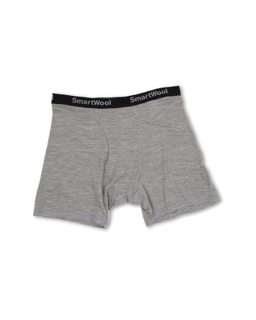 Smartwool | Metallic Nts Micro 150 Pattern Boxer Brief for Men | Lyst