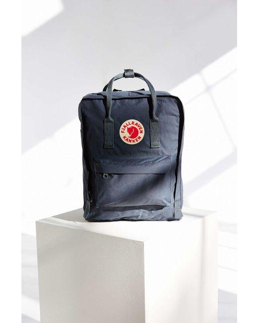 Fjallraven | Gray Kanken Backpack | Lyst