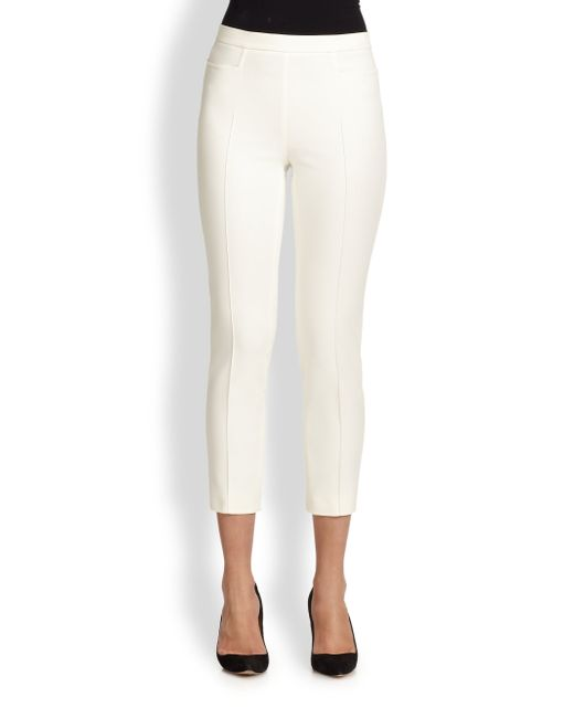 Akris Punto | Natural Essentials Franca Pants | Lyst