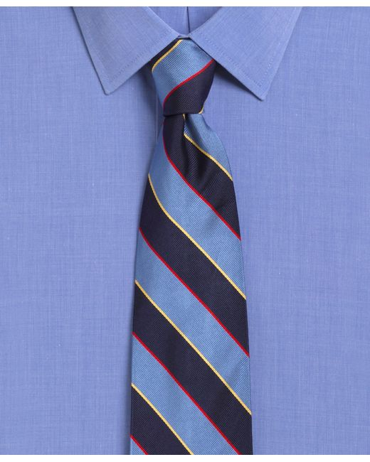 Brooks Brothers | Blue Argyle And Sutherland Rep Tie for Men | Lyst