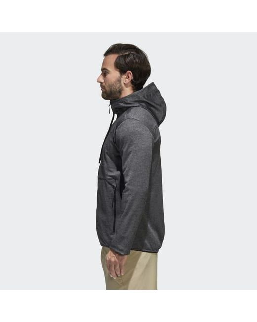 8ecbed771f12 ... Adidas - Black Climb The City Jacket for Men - Lyst ...