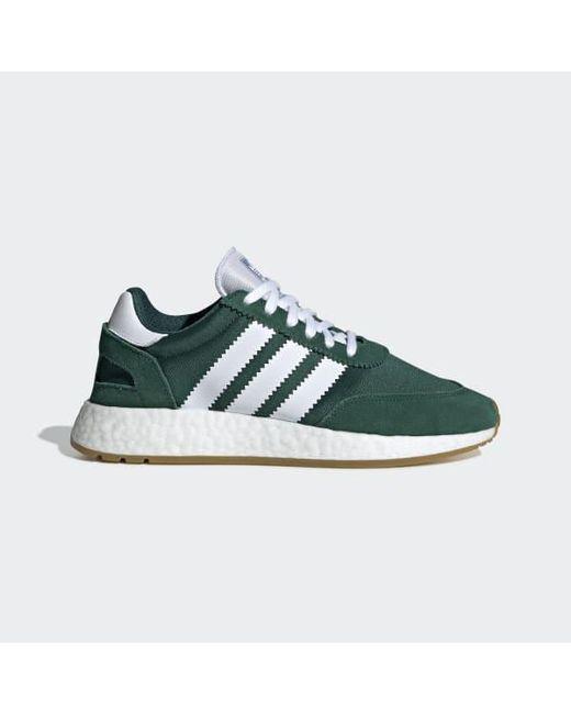 online store af6fe 9601c Adidas - Green I-5923 Shoes - Lyst ...