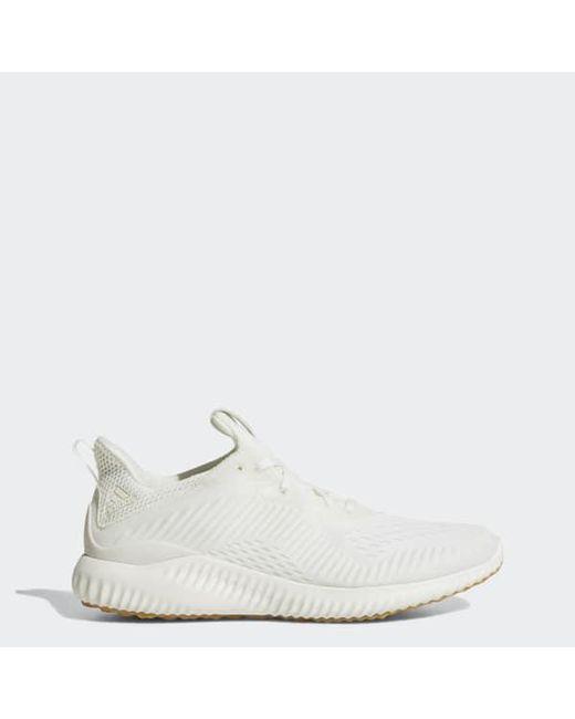 08d24cea1 Adidas - White Alphabounce Em Undye Shoes for Men - Lyst ...