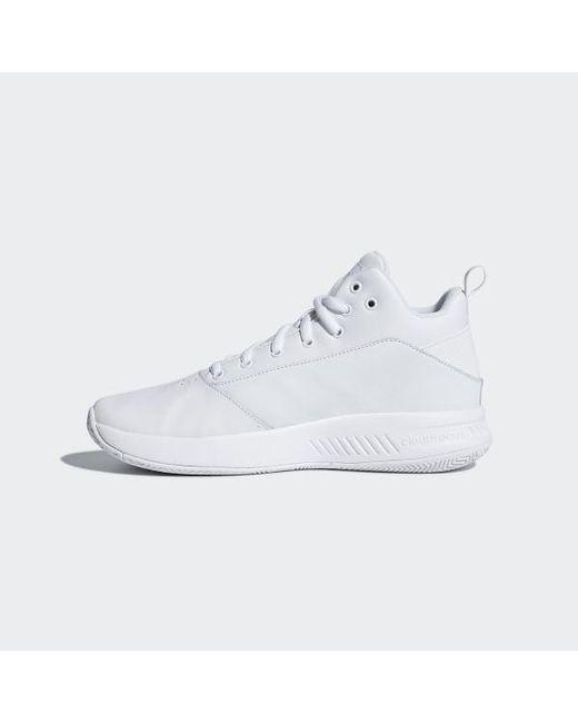 ... Adidas - White Cloudfoam Ilation 2.0 4e Shoes for Men - Lyst ... 0f684b85a