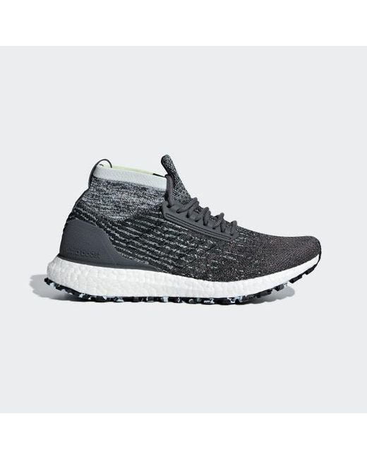 6677b125686 Adidas - Gray Ultraboost All Terrain Shoes - Lyst ...