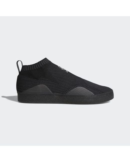 sneakers for cheap cca3f cca2c Adidas - Black 3st.002 Primeknit Shoes - Lyst ...