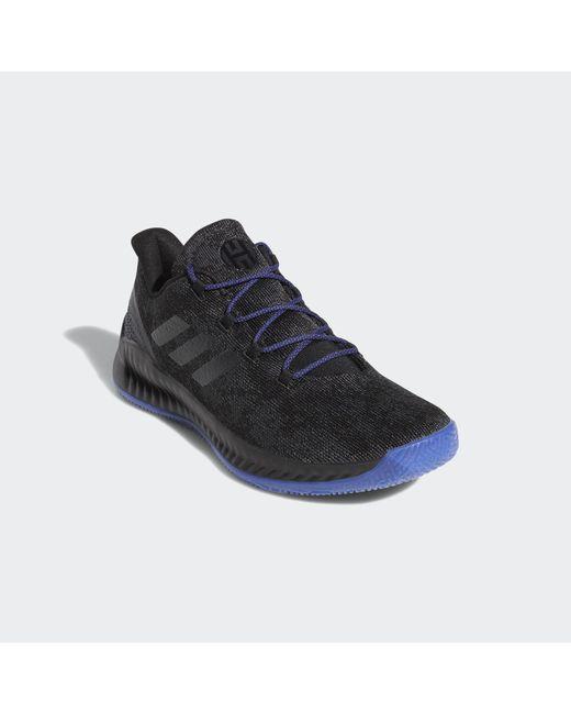 9f9ab5c48d6d53 ... Adidas - Black Harden B e X Shoes for Men - Lyst ...