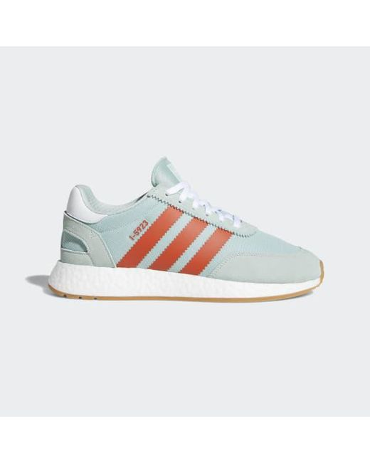 online retailer 6ab16 083ce Adidas - Green I-5923 Shoes for Men - Lyst ...