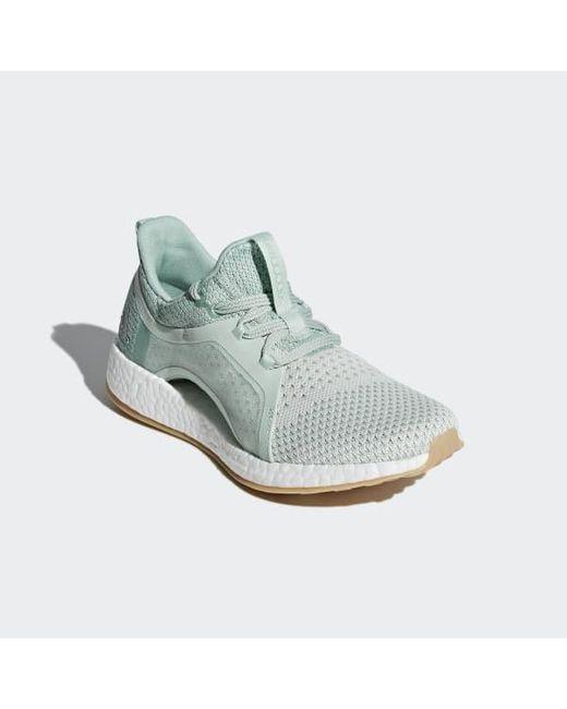 eb7b84395490a ... Adidas - Green Pureboost X Clima Shoes - Lyst ...