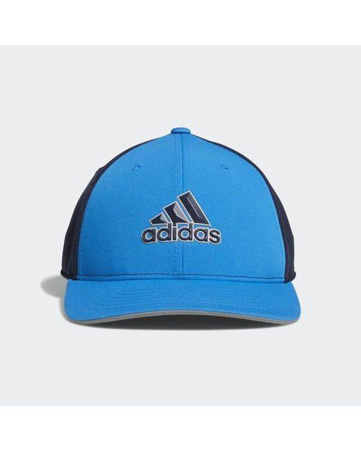Adidas - Blue Climacool Tour Cap for Men - Lyst ... 3d5ece1a188e