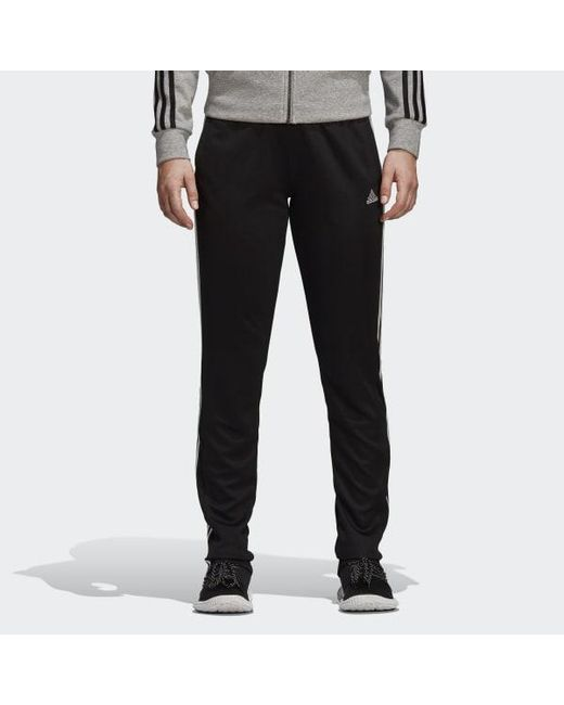 2e0a32fca Adidas - Black T10 Pants for Men - Lyst ...