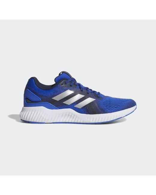 the latest df0d7 83515 Adidas - Blue Aerobounce St Shoes for Men - Lyst ...