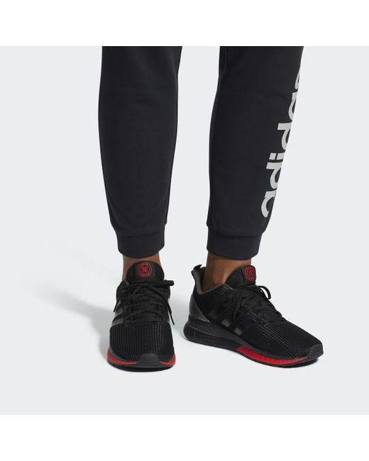 best authentic a510d 1f980 ... Adidas - Black Questar Tnd Shoes for Men - Lyst ...