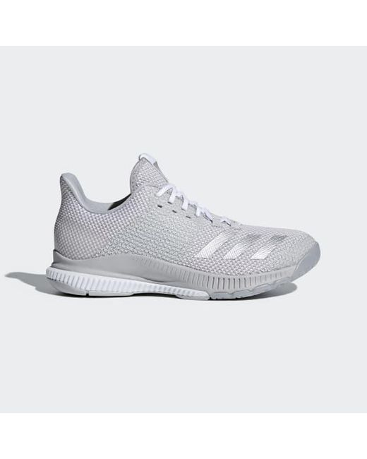 big sale d1e49 89cef Adidas - White Crazyflight Bounce 2.0 Shoes for Men - Lyst ...