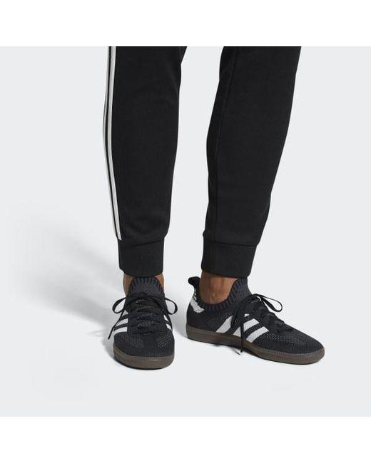 official photos 6fb53 a98a9 ... uk lyst adidas samba sock primeknit zapatos en en negro samba 15347  para hombres a2d6648 infocorsica ...