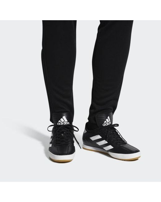 4216639ce6e ... Adidas - Black Copa Super Shoes for Men - Lyst ...
