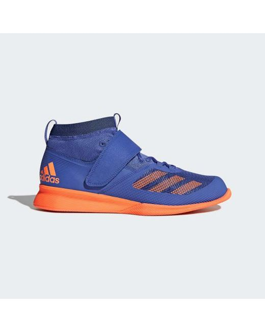 best authentic 23ecf ae99e Adidas - Blue Crazy Power Rk Shoes for Men - Lyst ...