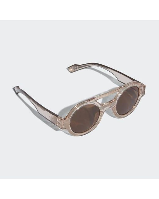 88b96f24d6 Adidas - Brown Aog001 Sunglasses - Lyst ...