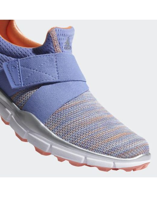 new concept 31417 039fe Adidas - Purple Climacool Knit Shoes - Lyst