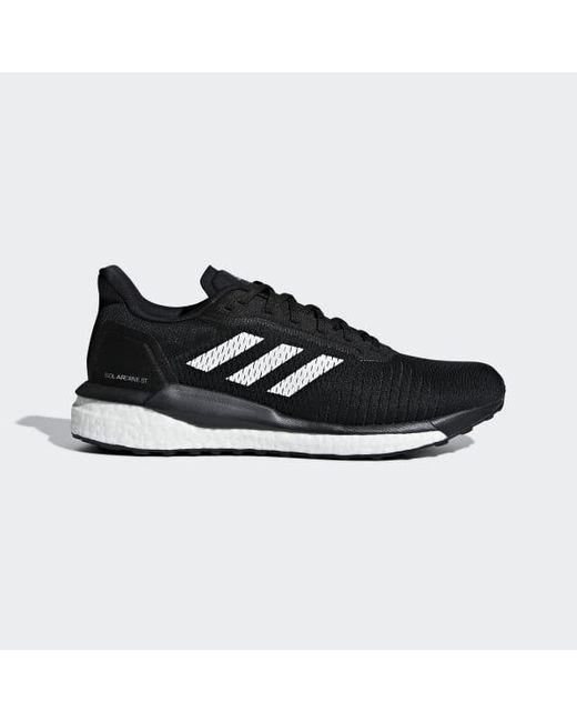 8dec5722d Adidas - Black Solardrive St Shoes for Men - Lyst ...