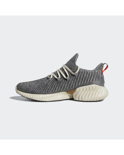 549c87671192 ... Adidas - Gray Alphabounce Instinct Shoes for Men - Lyst ...