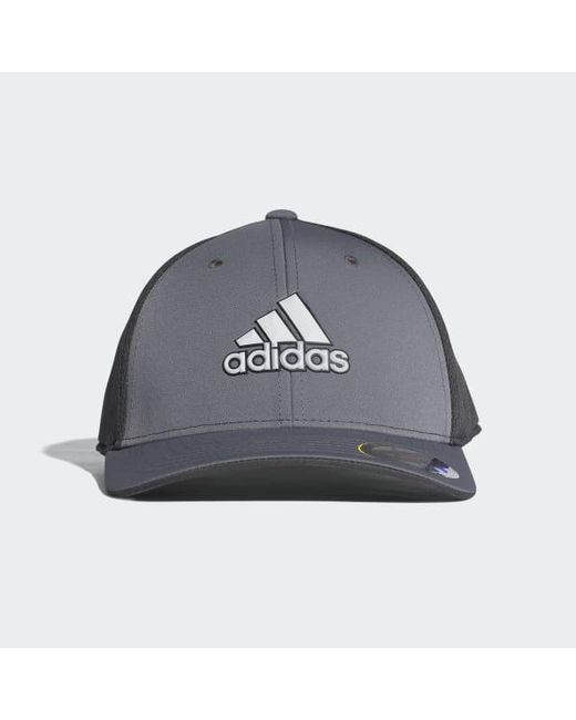 Adidas - Gray Climacool Tour Cap for Men - Lyst ... 66dd1b3d7a23