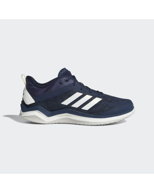 Adidas - Blue Speed Trainer 4 Shoes for Men - Lyst