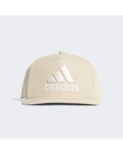 Lyst Adidas H90 Logo Cappello Rosso Per Gli Uomini.