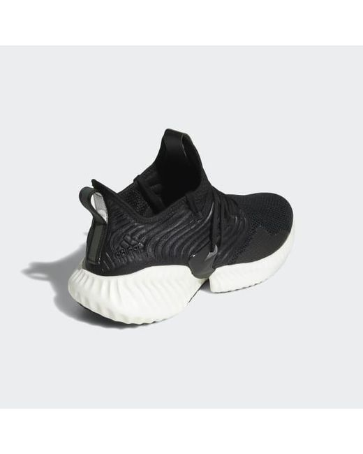 online store b50cb bdccd ... Adidas - Black Alphabounce Instinct Clima Shoes - Lyst ...