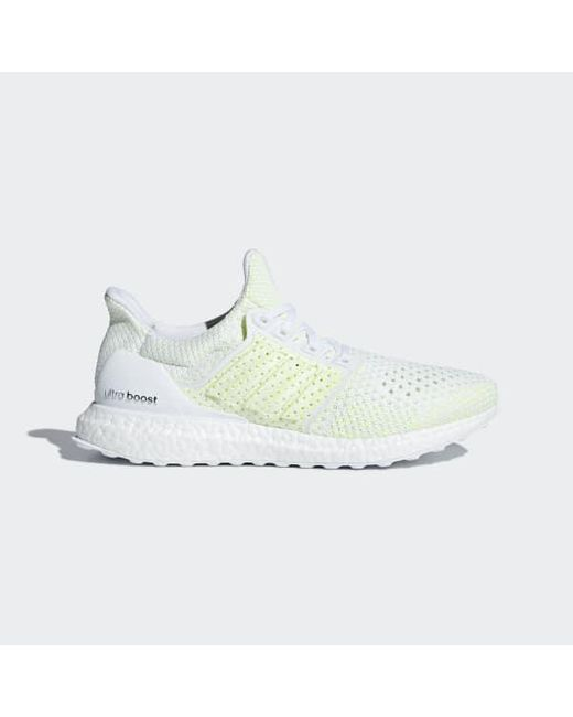 d6a187f7bb86e Adidas - White Ultraboost Clima Shoes for Men - Lyst ...