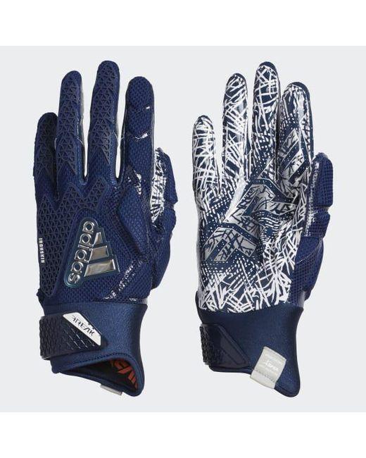 Adidas - Blue Freak 3.0 Gloves for Men - Lyst
