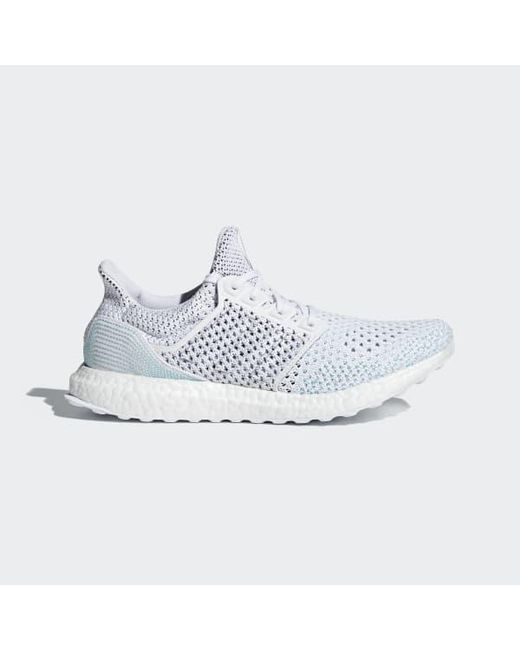 757f944e411b2 Adidas - White Ultraboost Parley Ltd Shoes for Men - Lyst ...