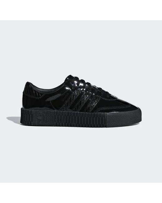 512af45345c7 Adidas - Black Sambarose Shoes - Lyst ...