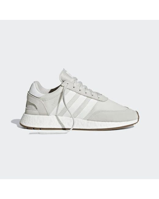 the latest 6f52a d5a16 ... Adidas - Gray I-5923 Shoes - Lyst ...