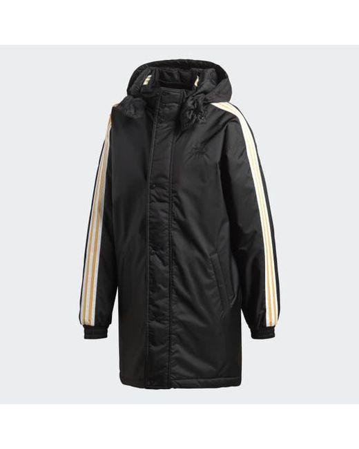 355b290f99f7 ... Adidas - Black Sst Stadium Jacket - Lyst ...