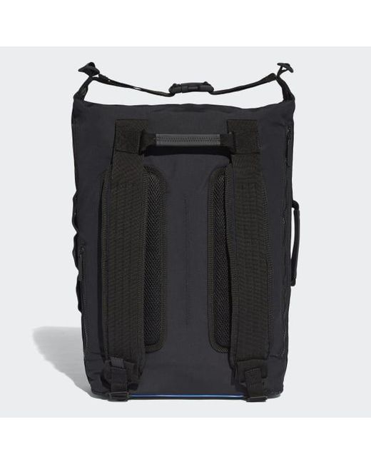 adidas originals nmd running backpack in black for men lyst more ... 99772a775