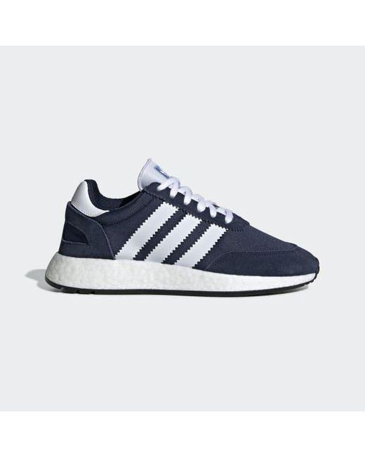 the best attitude 70677 9d21d Adidas - Blue I-5923 Shoes - Lyst ...