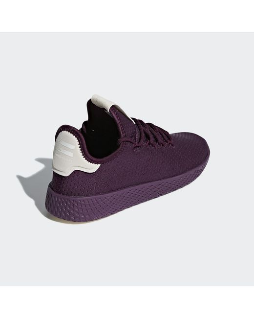 cf7a1efb421ac ... Adidas - Purple Pharrell Williams Tennis Hu Shoes - Lyst