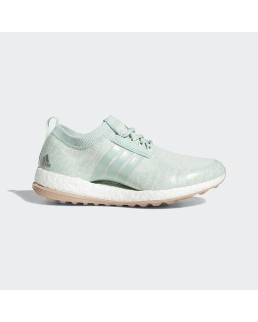 lyst adidas pureboost xg scarpe in verde
