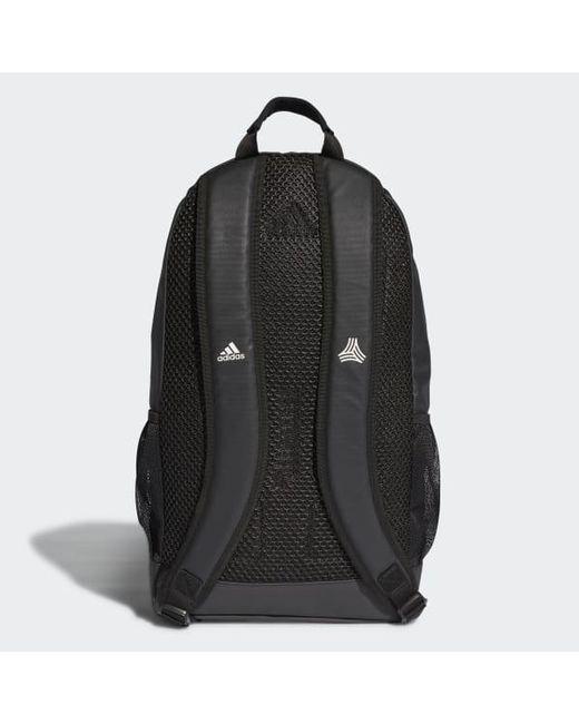 1167bd51db ... Adidas - Black Soccer Street Backpack for Men - Lyst ...