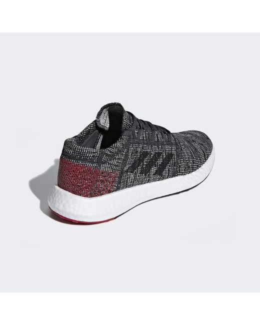 b6c359d2073a6 ... Adidas - Gray Pureboost Go Shoes for Men - Lyst ...