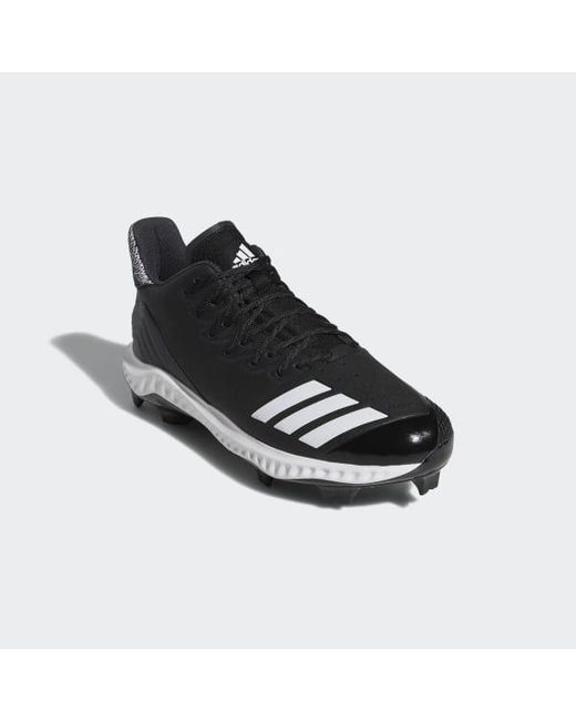 bdee34d888194 Lyst - adidas Icon Bounce Cleats in Black for Men - Save 33%