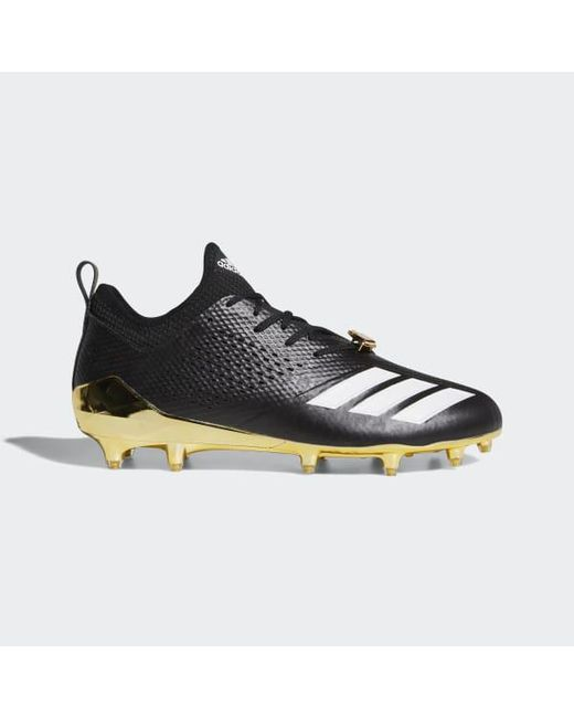 Adidas  Black Adizero 5star 70 Adimoji Cleats for Men  Lyst