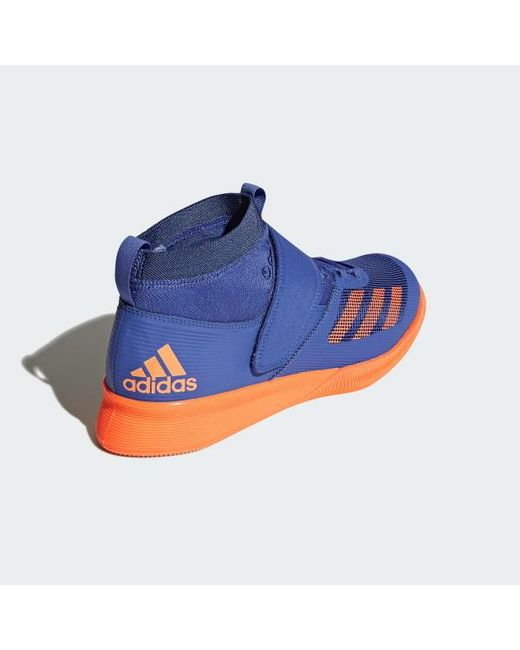 the best attitude 27343 f204d ... Adidas - Blue Crazy Power Rk Shoes for Men - Lyst ...