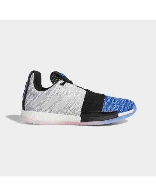 factory price 29881 dfa78 Adidas - Black Harden Vol. 3 Shoes for Men - Lyst ...