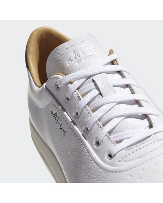 best service d31b2 6cb1c ... Adidas - White Adipure Sp Shoes for Men - Lyst ...