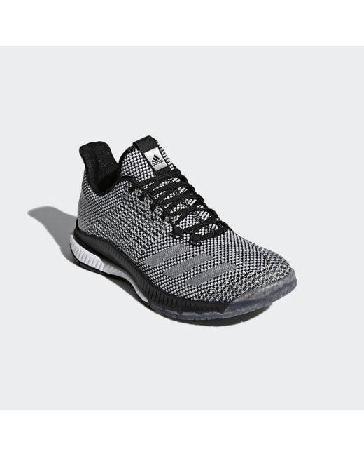promo code 1fbb0 a18cc ... Adidas - Black Crazyflight Bounce 2.0 Shoes for Men - Lyst ...