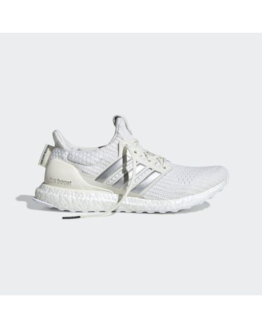 54232470c9148 ... Adidas - White X Game Of Thrones House Targaryen Ultraboost Shoes - Lyst  ...